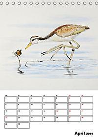 Vögel im Wind (Tischkalender 2019 DIN A5 hoch) - Produktdetailbild 4