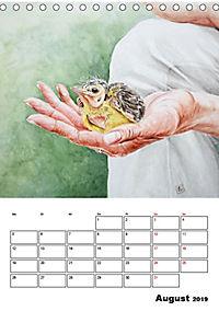 Vögel im Wind (Tischkalender 2019 DIN A5 hoch) - Produktdetailbild 8