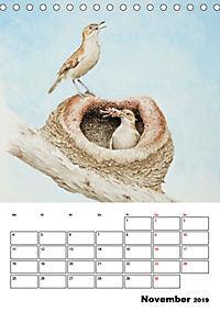 Vögel im Wind (Tischkalender 2019 DIN A5 hoch) - Produktdetailbild 11