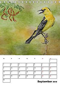 Vögel im Wind (Tischkalender 2019 DIN A5 hoch) - Produktdetailbild 9