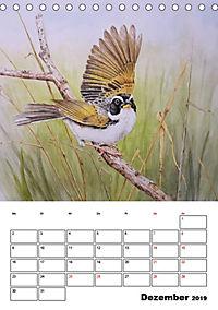 Vögel im Wind (Tischkalender 2019 DIN A5 hoch) - Produktdetailbild 12
