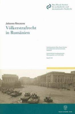 Völkerstrafrecht in Rumänien, Johanna Rinceanu
