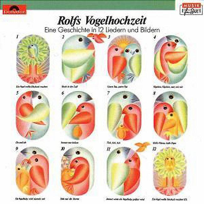 Vogelhochzeit Cd Von Rolf Zuckowski Bei Weltbildde Bestellen