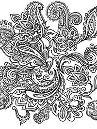 Vogelschwarm im Blütenmeer - Produktdetailbild 5