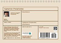 Vogelspinnen (Theraphosidae)CH-Version (Tischkalender 2019 DIN A5 quer) - Produktdetailbild 13