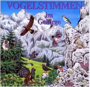 Vogelstimmen, Audio-CDs: Ed.7 Vogelstimmen im Gebirge, 1 Audio-CD, Andreas Dr. Schulze