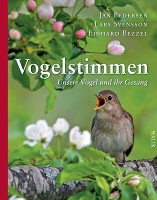 Vogelstimmen, m. Abspielgerät, Jan Pedersen, Lars Svensson, Einhard Bezzel