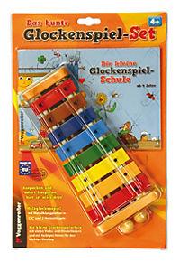 Voggenreiter Buntes Glockenspiel-Set - Produktdetailbild 1