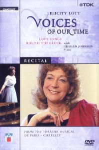 Voices Of Our Time: F.Lott, Felicity Lott