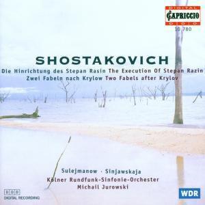 Vokalsinfonische Werke Vol. 4, Michail Jurowski, Krso