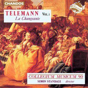 Vol. 1: La Changeante, Cm90