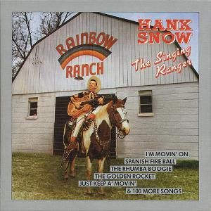 Vol.1,Singing Ranger   4-Cd, Hank Snow