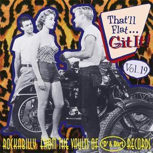 Vol.19,That Ll Flat Git It (D & Dart Records), Diverse Interpreten