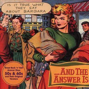 Vol.2,...And The Answer Is, Diverse Interpreten