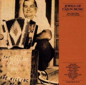 Vol. 2: Jewels Of Cajun Music, Diverse Interpreten