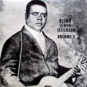 Vol.2 (limitierte Edition) (Vinyl), Blind Lemon Jefferson