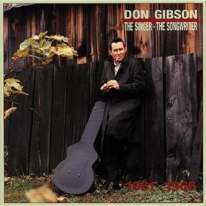 Vol.2,Singer,Songwriter   4-, Don Gibson