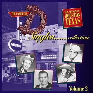 Vol.2,The  D  Singles   4-Cd, Diverse Interpreten