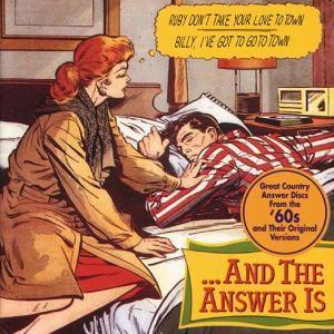 Vol.3,...And The Answer Is, Diverse Interpreten