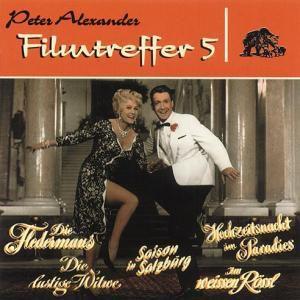Vol.5,Filmtreffer, Peter Alexander