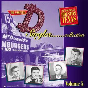 Vol.5,The  D  Singles  4-Cd &, Diverse Interpreten