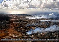 Volcanoes and Lava in Hawaii (Wall Calendar 2019 DIN A4 Landscape) - Produktdetailbild 9