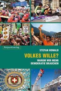 Volkes Wille?, Stefan Howald