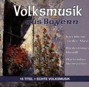 Volksmusik aus Bayern, Diverse Interpreten