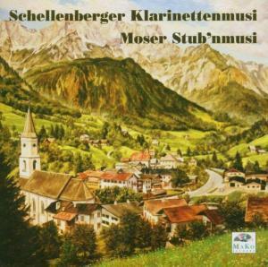 Volksmusik aus dem Rupertiwinkel, Schellenberger, Moser Stub'Nmusi