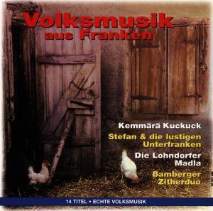 Volksmusik aus Franken, Diverse Interpreten