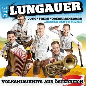 Volksmusikhits Aus Österreich, Die Lungauer