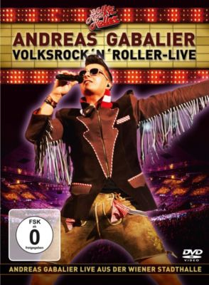 VolksRock'n'Roller Live, Andreas Gabalier