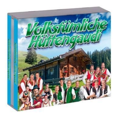 Volkstümliche Hüttengaudi, Diverse Interpreten