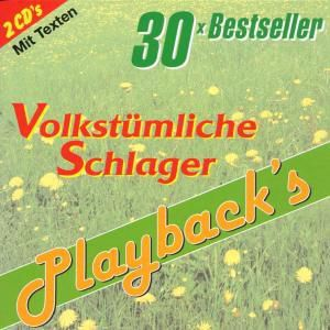 Volkstümliche Playback's, Karaoke, Various