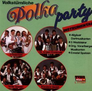 Volkstümliche Polkaparty, Diverse Interpreten