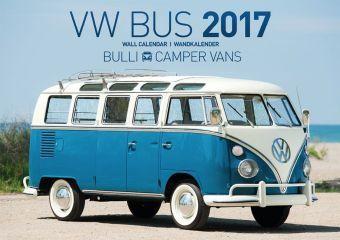 volkswagen bus vw bulli 2017 kalender bei kaufen. Black Bedroom Furniture Sets. Home Design Ideas