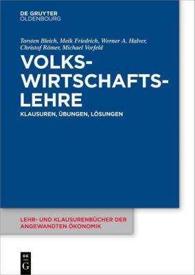 Volkswirtschaftslehre, Christof Römer, Torsten Bleich, Michael Vorfeld, Meik Friedrich, Werner Halver