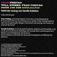 Voll streng, Frau Freitag, 3 Audio-CDs - Produktdetailbild 2