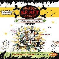Volle Kraft voraus! - Total krasse Ferien, 1 Audio-CD - Kai Lüftner |