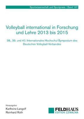 Volleyball international in Forschung und Lehre 2013 bis 2015