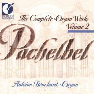 Vollständige Orgelwerke,Vol.2, Antoine Bouchard