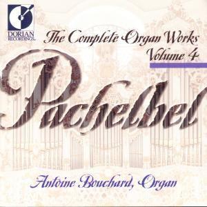 Vollständige Orgelwerke,Vol.4, Antoine Bouchard