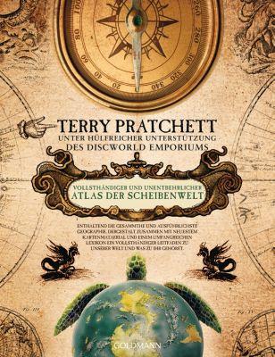 Vollsthändiger und unentbehrlicher Atlas der Scheibenwelt, Terry Pratchett