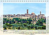 Volterra Perle der Toskana (Tischkalender 2019 DIN A5 quer) - Produktdetailbild 4