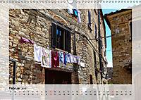 Volterra Perle der Toskana (Wandkalender 2019 DIN A3 quer) - Produktdetailbild 2