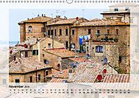 Volterra Perle der Toskana (Wandkalender 2019 DIN A3 quer) - Produktdetailbild 11