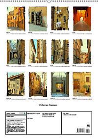 Volterras Gassen (Wandkalender 2019 DIN A2 hoch) - Produktdetailbild 13