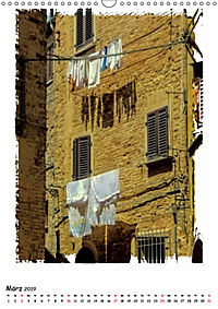 Volterras Gassen (Wandkalender 2019 DIN A3 hoch) - Produktdetailbild 3