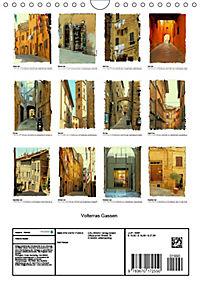 Volterras Gassen (Wandkalender 2019 DIN A4 hoch) - Produktdetailbild 13