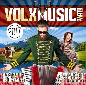 VOLXMUSIC PARTY VOL. 1, Diverse Interpreten